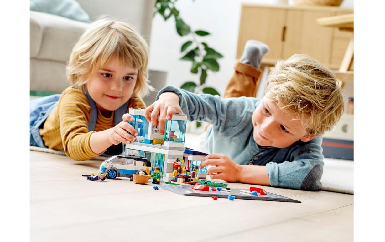 Lego City: Dom rodzinny (60291)
