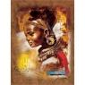 Puzzle 1000 Afrykańska piękność (153527)