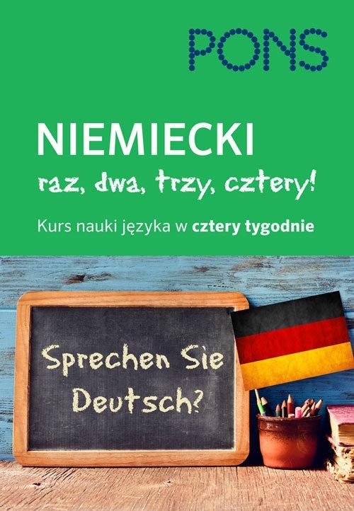 Niemiecki Raz dwa trzy cztery Kurs nauki w 4 tygodnie