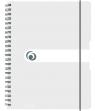 Brulion na spirali Easy Orga A4/80k w kratkę (11293107)