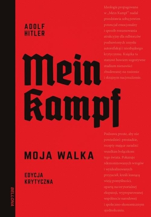 Mein Kampf Edycja krytyczna Hitler Adolf