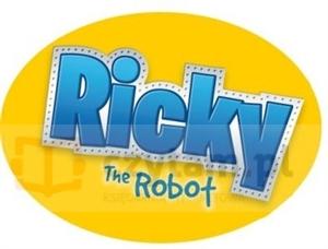 Ricky The Robot 2 Audio CD Naomi Simmons