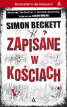 David Hunter Tom 2. Zapisane w kościach (pocket) Beckett Simon