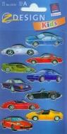 Naklejki 3D Z Design Kids Wyścigówki