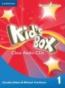 Kid's Box 1 Class Audio 4CD