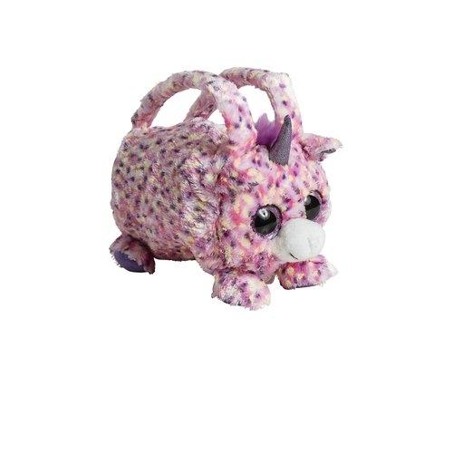 Molli Toys Torebka różowa 20 cm
