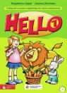 Hello! 1. Podręcznik. Szkoła podstawowa
