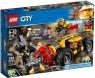Lego City: Ciężkie wiertło górnicze (60186) Wiek: 5-12 lat