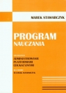 Program nauczania Specjalizacja: Administrowanie platformami edukacyjnymi Stawarczyk Marek