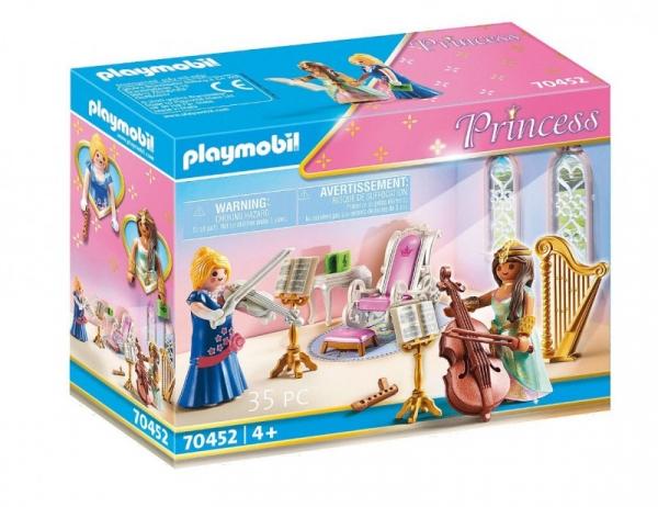 Zestaw z figurkami Princess 70452 Sala muzyczna (70452)