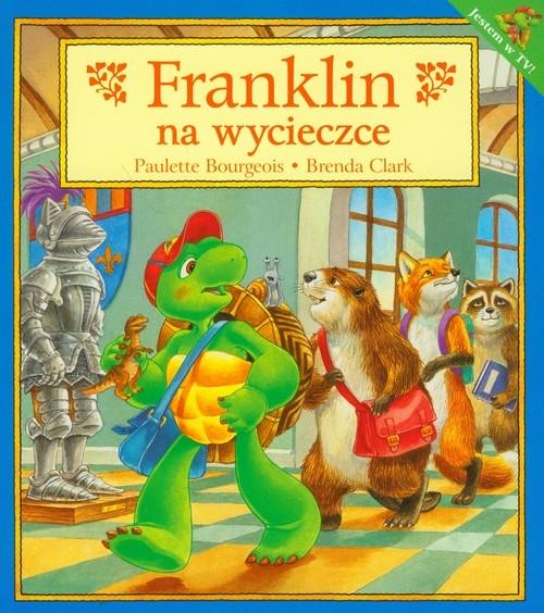 Franklin na wycieczce Bourgeois Paulette, Clark Brenda