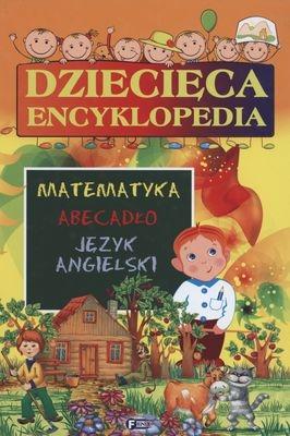 Dziecięca encyklopedia (Uszkodzona okładka) Wiśniewski Krzysztof