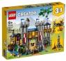 Lego Creator: Średniowieczny zamek (31120)