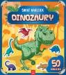 Świat naklejek Dinozaury