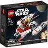 Lego Star Wars: Mikromyśliwiec Y-Wing Ruchu Oporu (75263) Wiek: 6+