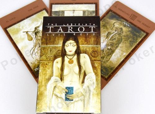 Fournier Tarot The Labyrinth (F32852)