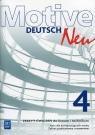 Motive – Deutsch Neu. Język niemiecki. Zeszyt ćwiczeń. Część 4. Zakres Jarząbek Alina Dorota, Koper Danuta