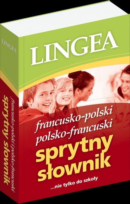 Francusko polski polsko francuski sprytny słownik