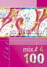Papier kolorowy A4 100k 80g fluo