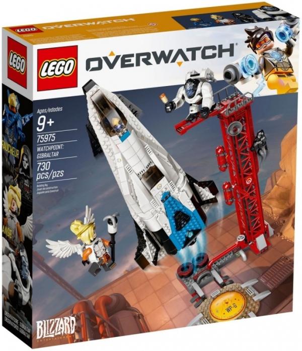 Lego Overwatch: Posterunek Gibraltar (75975)