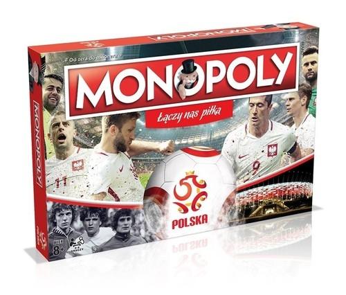 Monopoly Polska Łączy nas piłka (00529)