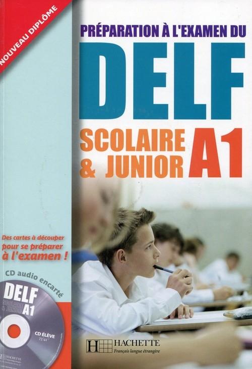 Delf Scolaire & Junior A1 Podręcznik + CD