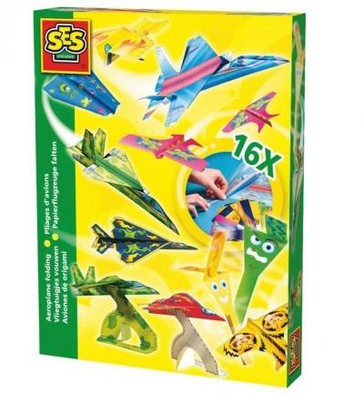 Origami - samolociki