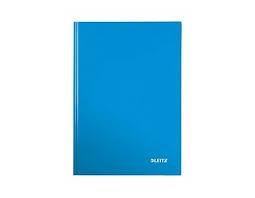 Brulion Leitz Wow A4/80# niebieski 46261136