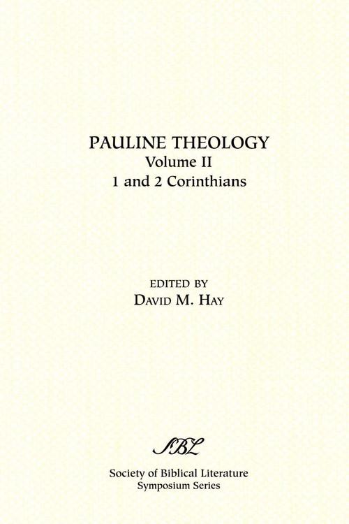 Pauline Theology, Volume II