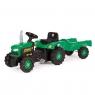 Traktor na pedały z przyczepką (DL8053)