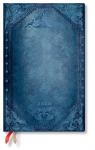 Kalendarz 2020 książkowy Maxi Horizontal Peacock Punk Bold 12m