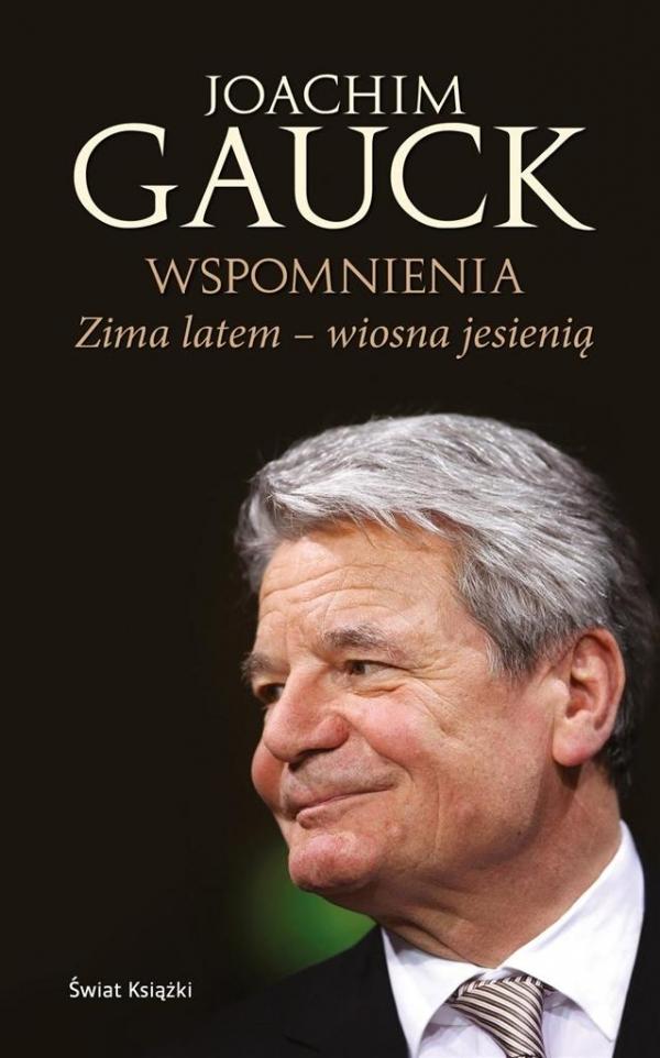 Wspomnienia Gauck Joachim