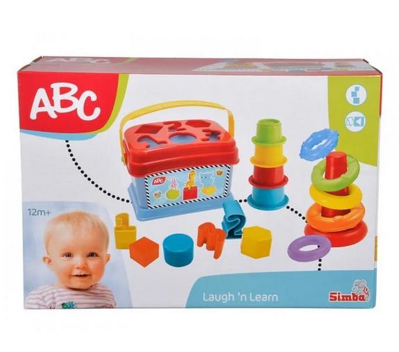 Simba ABC klocki Laugh and learn