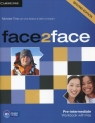 face2face Pre-Intermediate Workbook with key Tims Nicholas, Redston Chris, Cunningham Gillie