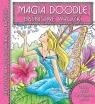 Baśniowe Wróżki Magia doodle