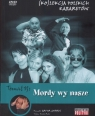 Kolekcja polskich kabaretów 13 Mordy wy nasze Płyta DVD Andrus Artur