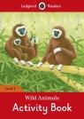 Wild Animals Activity Book Level 2