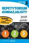 Repetytorium gimnazjalisty - język polski + tablice