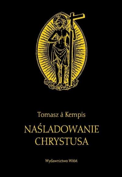 Naśladowanie Chrystusa w.2 (czarny) Tomasz Kempis