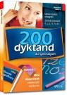 200 dyktand - gimnazjum