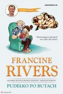 Pudełko po butach + CD Rivers Francine