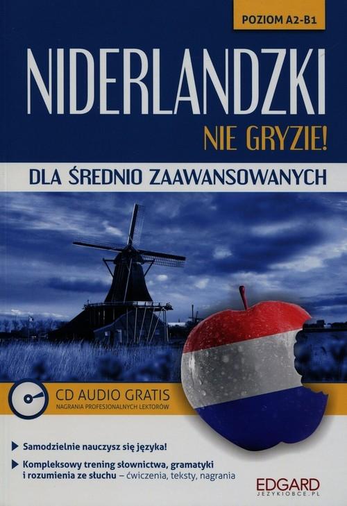 Niderlandzki nie gryzie Dla średnio zaawansowanych + CD Donderowicz Magdalena