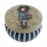 Blaszane pudełko na ozdoby - The Hatter