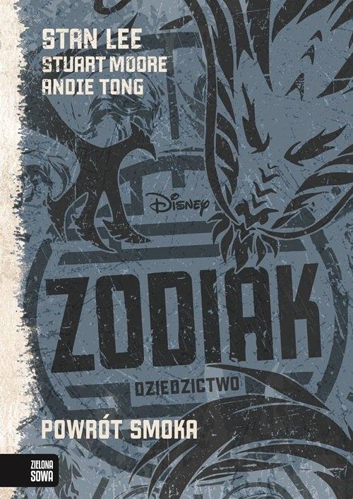 Zodiak Dziedzictwo Powrót smoka Tom 2 Lee Stan