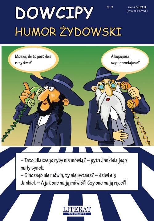 Dowcipy 9 Humor żydowski Meksuła Agata, Treger Marcin, Jankowski Jarosław, Adamczewski Przemysław