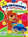 Kolorowanki dla najmłodszych - Moje zabawki