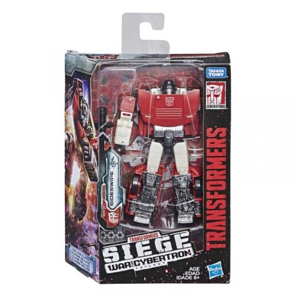 Figurka Transformers Gen WFC Deluxe Spideswipe (E3432/E3530)
