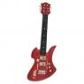 Gitara rockowa czerwona (244815)