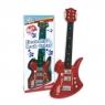 Gitar rockowa - czerwona (041-244815)
