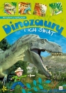 Minialbum z naklejkami Dinozaury i ich świat
